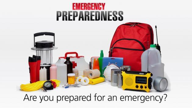 emergency prepare
